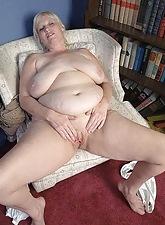 Bungling granny porn